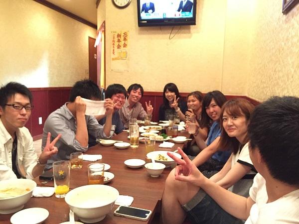 社会人サークル 東京 イベント 写真