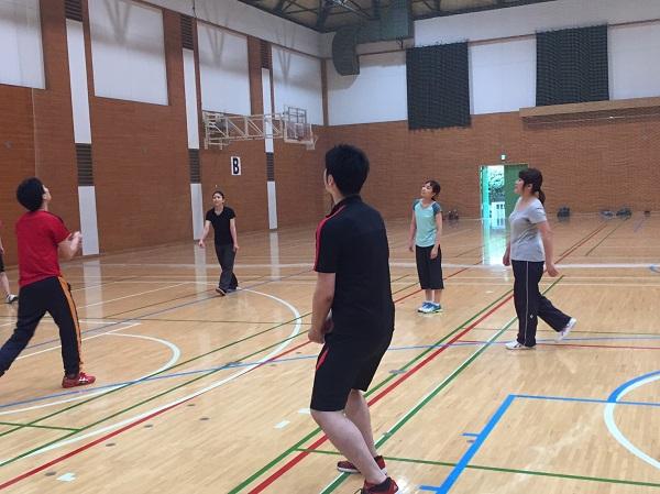 社会人サークル 東京 バレーボール 画像0605