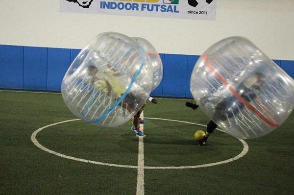ニュースポーツ おすすめ バブルサッカー