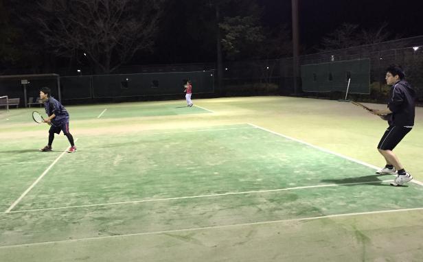 2月6日テニス交流会 画像