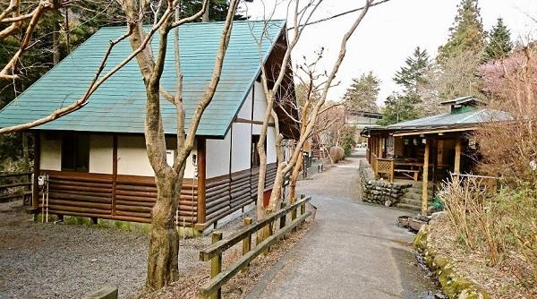 東京 キャンプ場 森林村